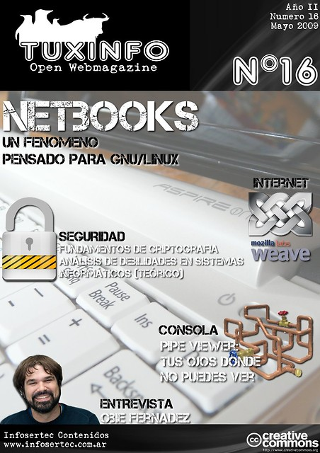 10 Revistas sobre Linux y software libre (1/3)