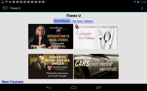 Tunesviewer Android